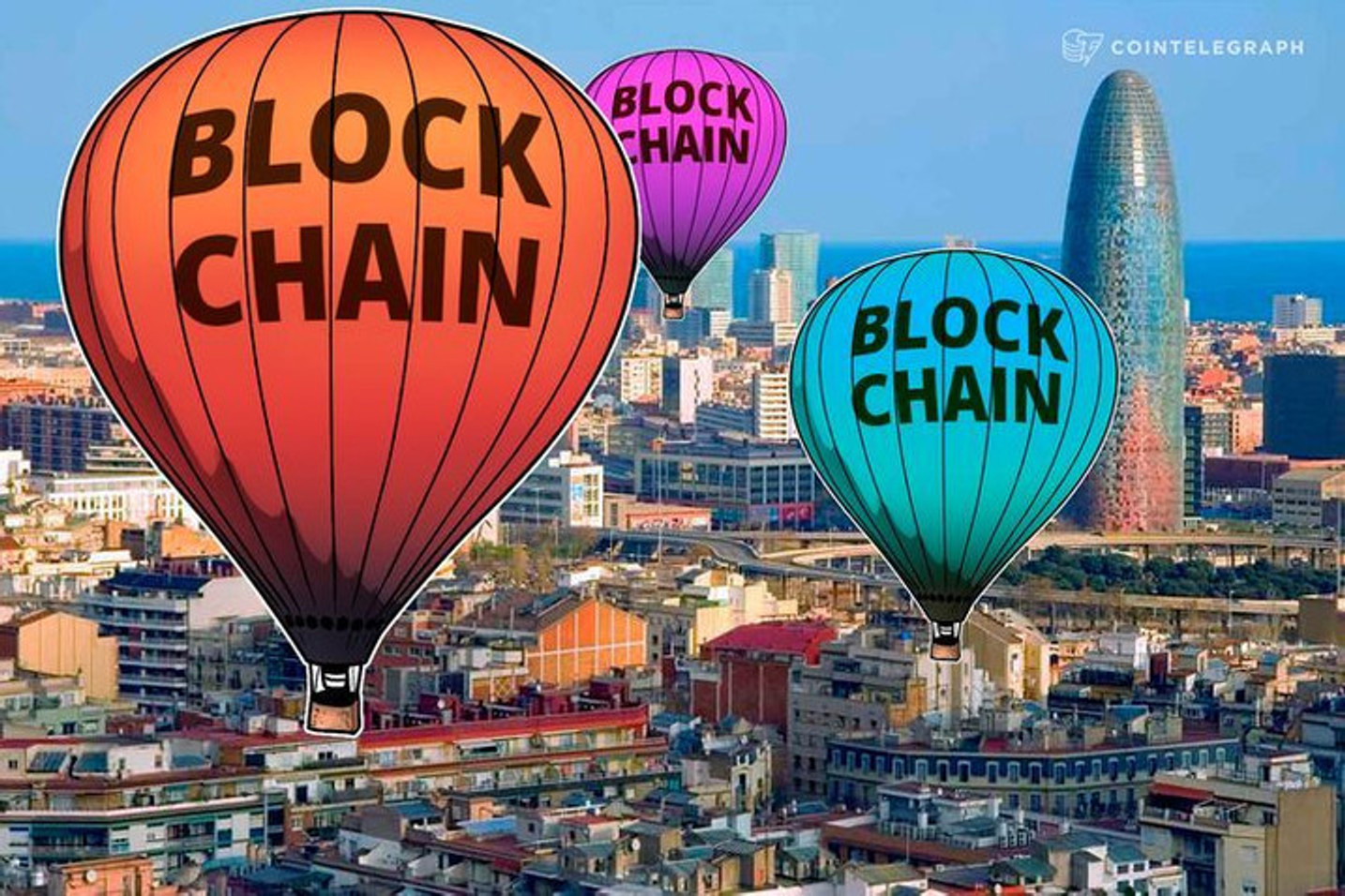 Barcelona Tech City pronto inaugurará edificio donde Blockchain estará presente
