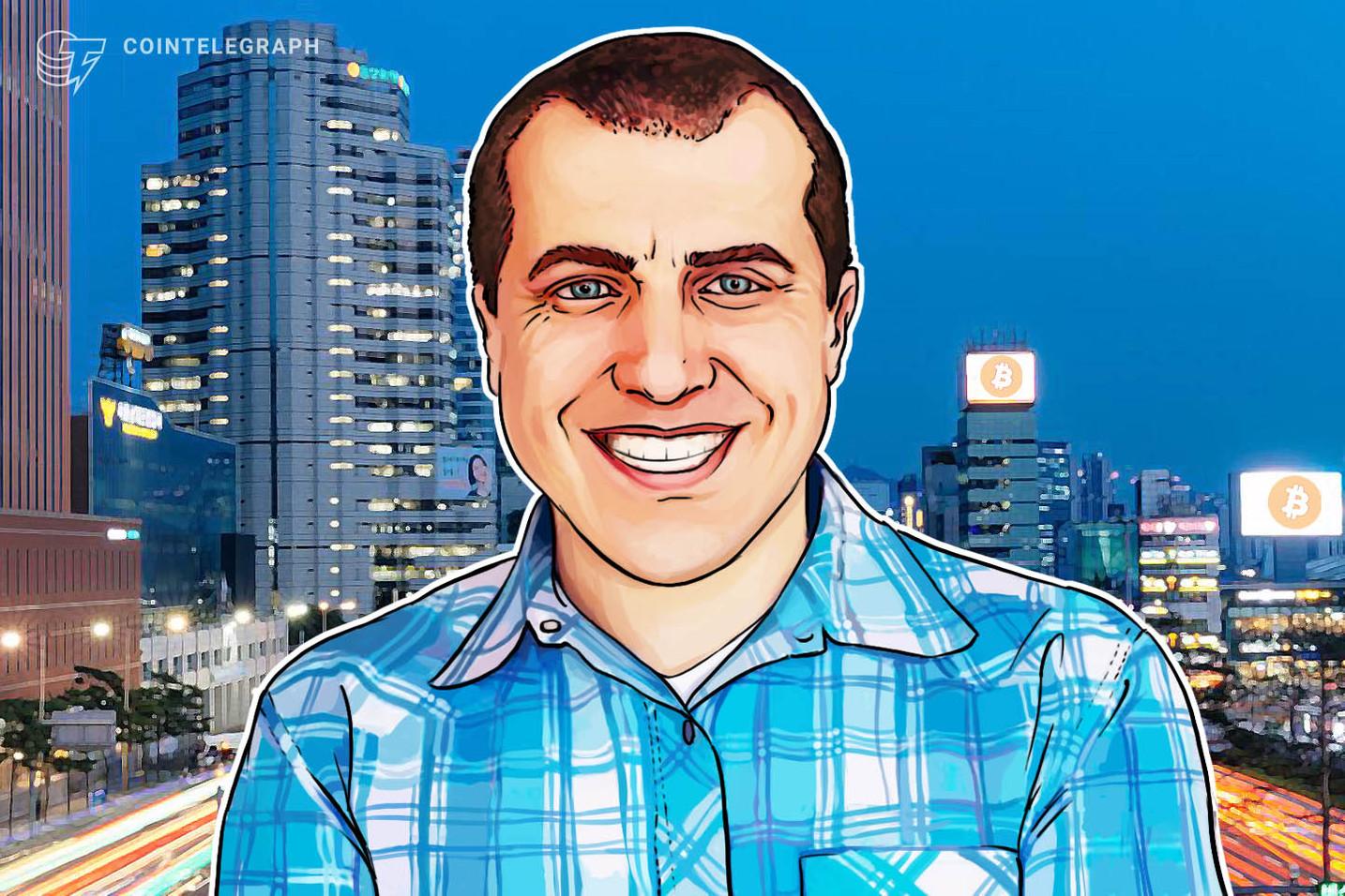 Andreas Antonopoulos: Bitcoin-Nachfrage steigt nach Entwicklung zukünftiger Anwendungen extrem