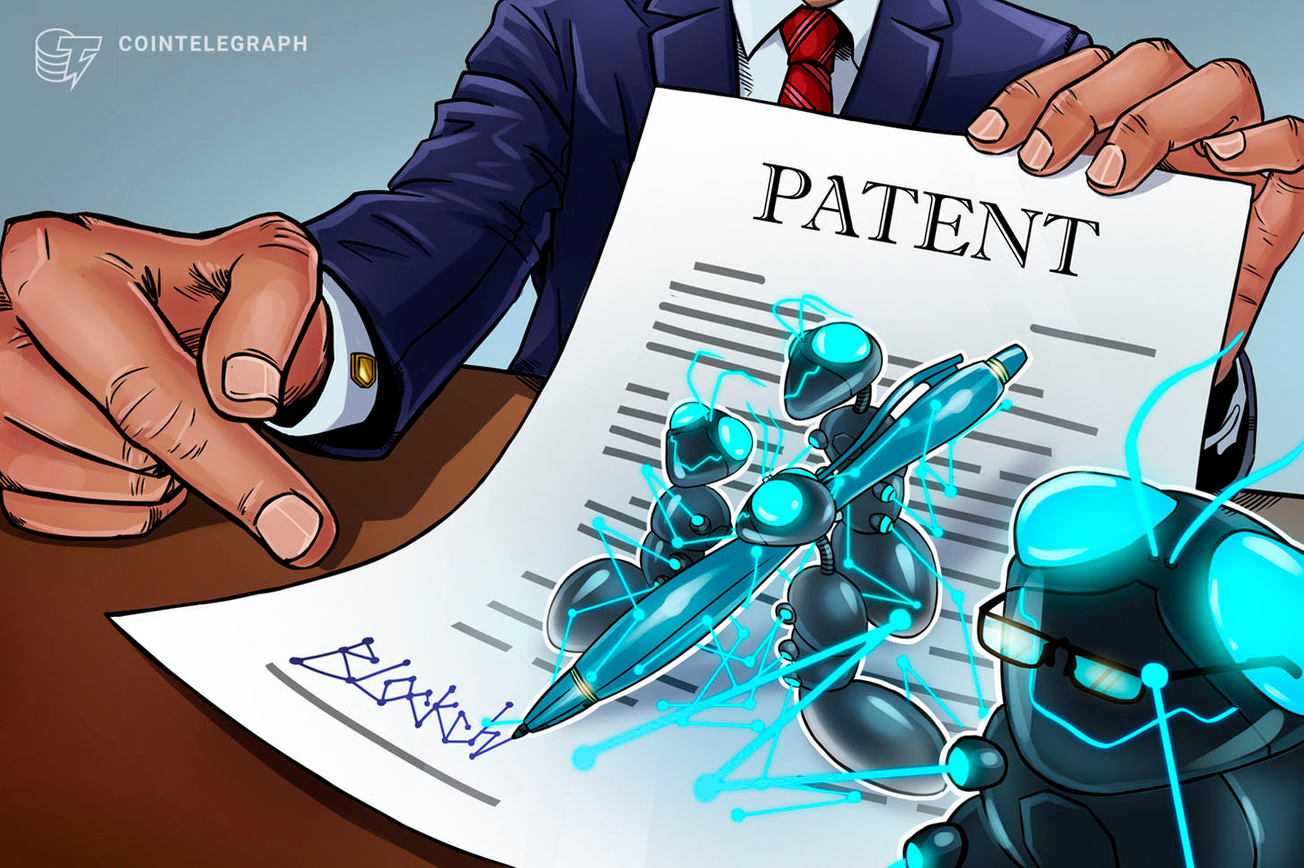 Chinese Tech Giant Tencent Files New Slew of Blockchain Patents