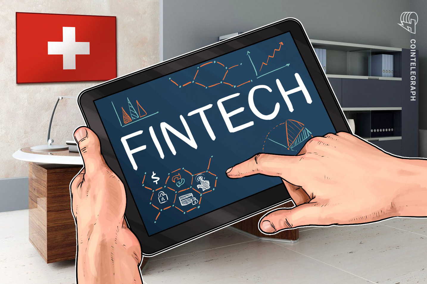Report: Swiss Fintech Market Grew by 62 Percent in 2018