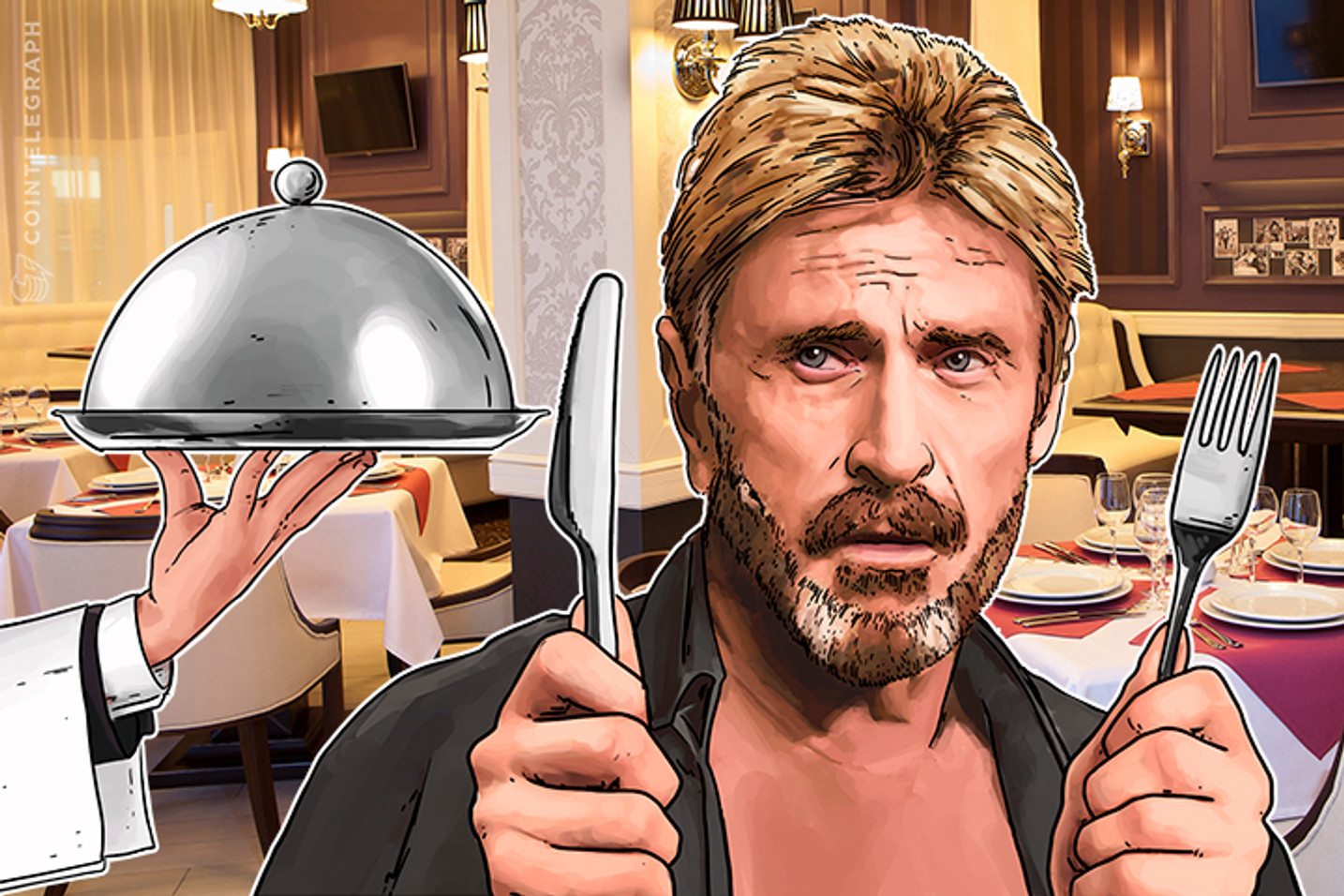 John McAfee: We'll Screw up the Future, But It'll Still be Better Than What We Have Today