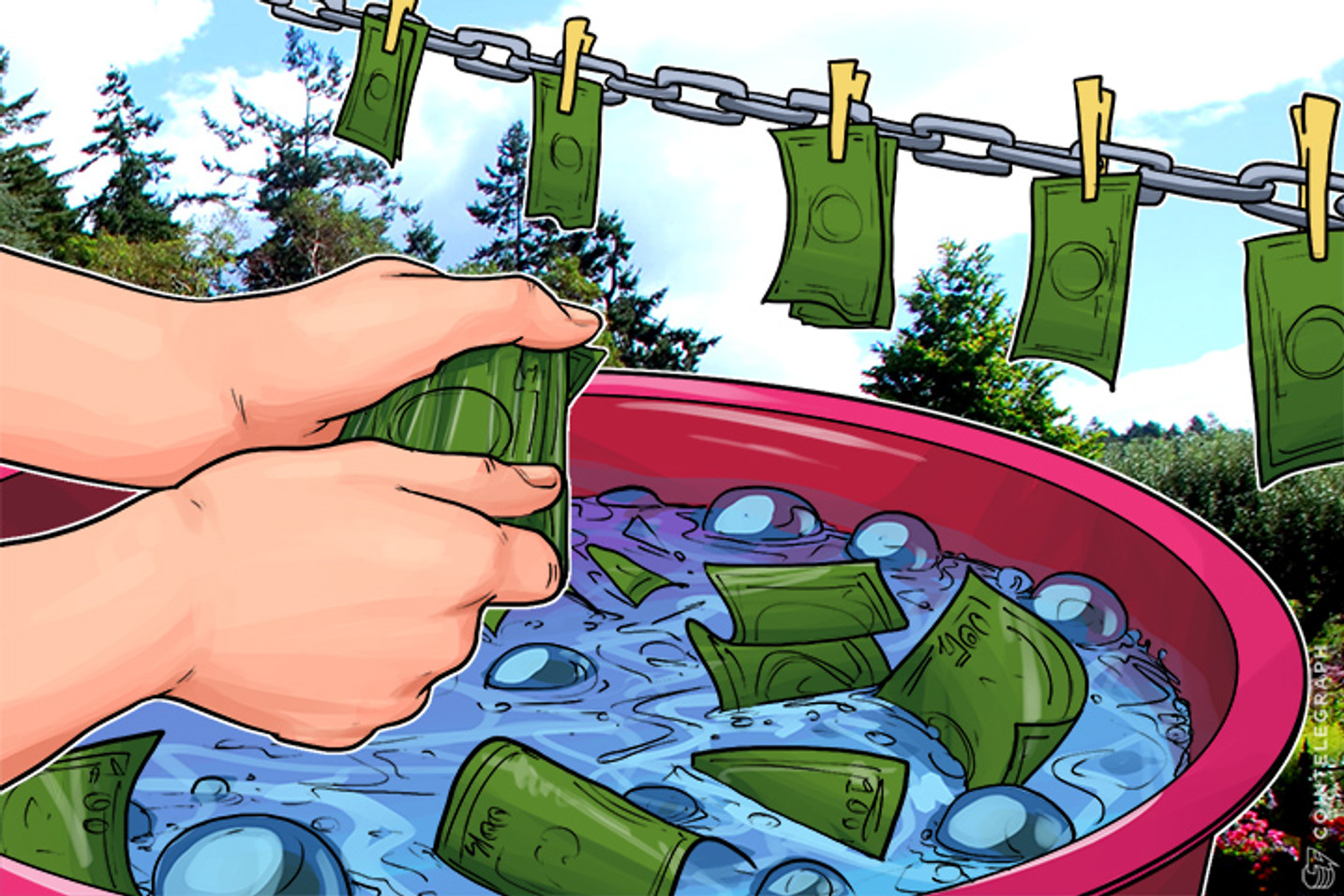 Hong Kong Government: Blockchain May Increase Money Laundering Risks
