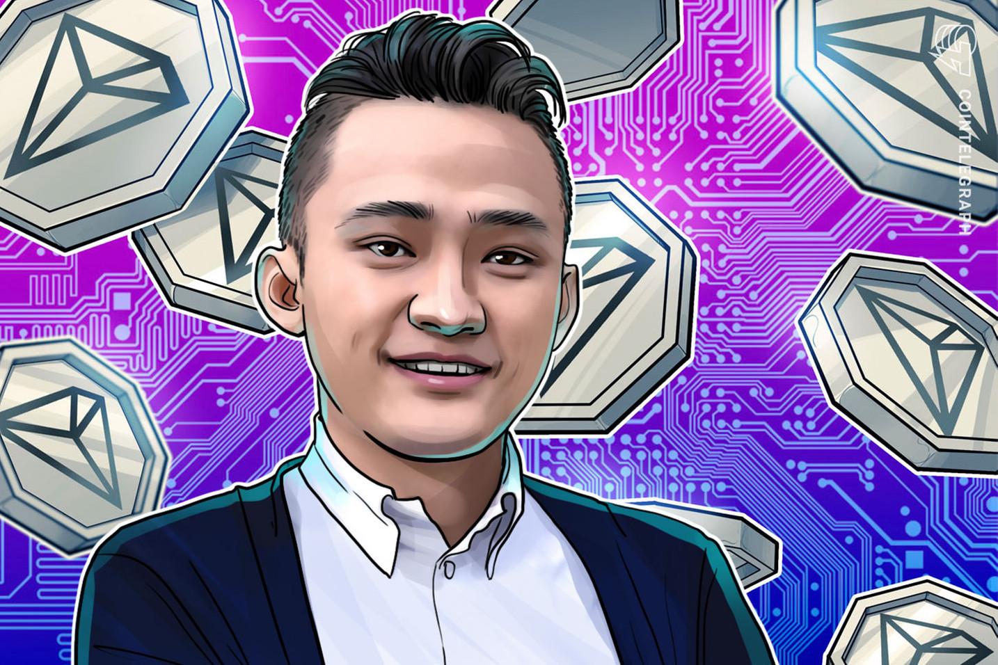 Justin Sun revela nuevo plan para el mecanismo de prueba de participación de TRON