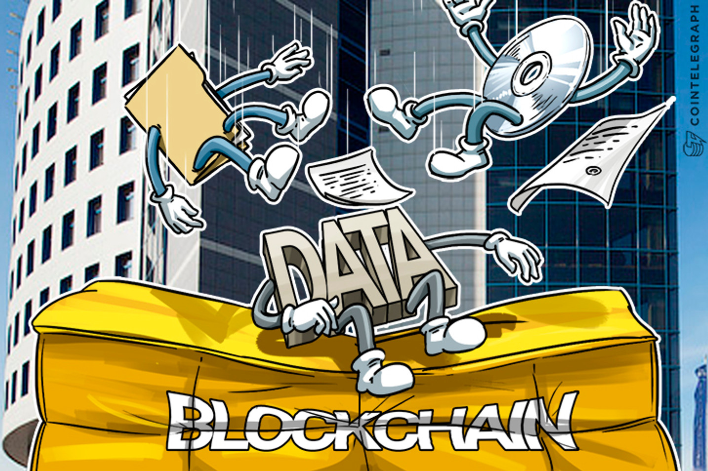 Blockchain Secures Your Data Like No Other Technology Ever Did