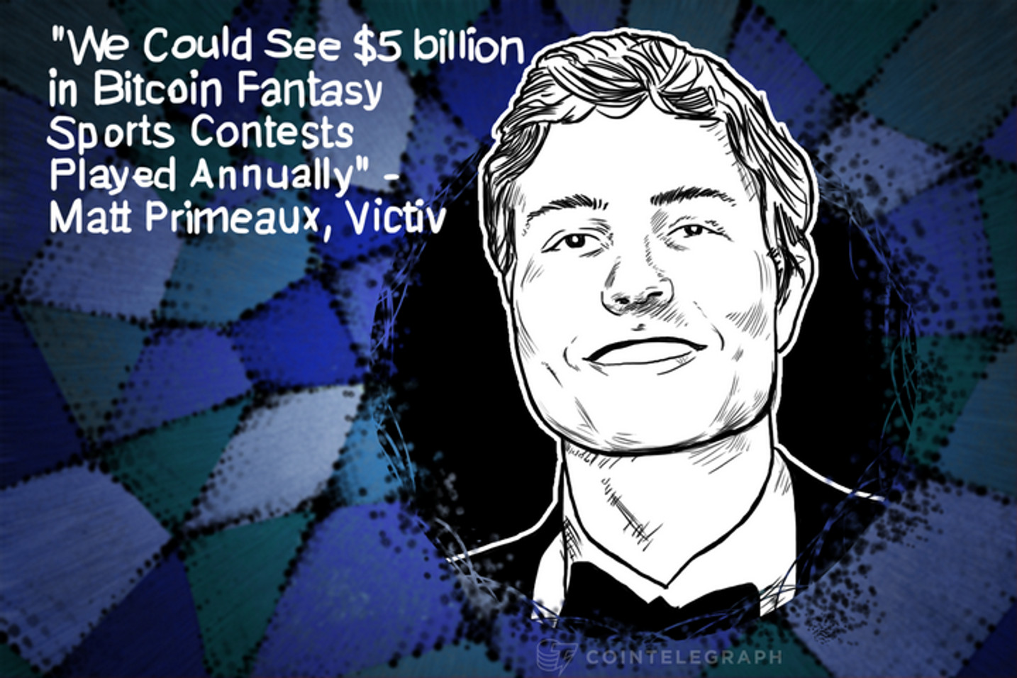 """Victiv Brings Bitcoin to a Potentially $5 Billion Market"" - Matt Primeaux, Victiv"