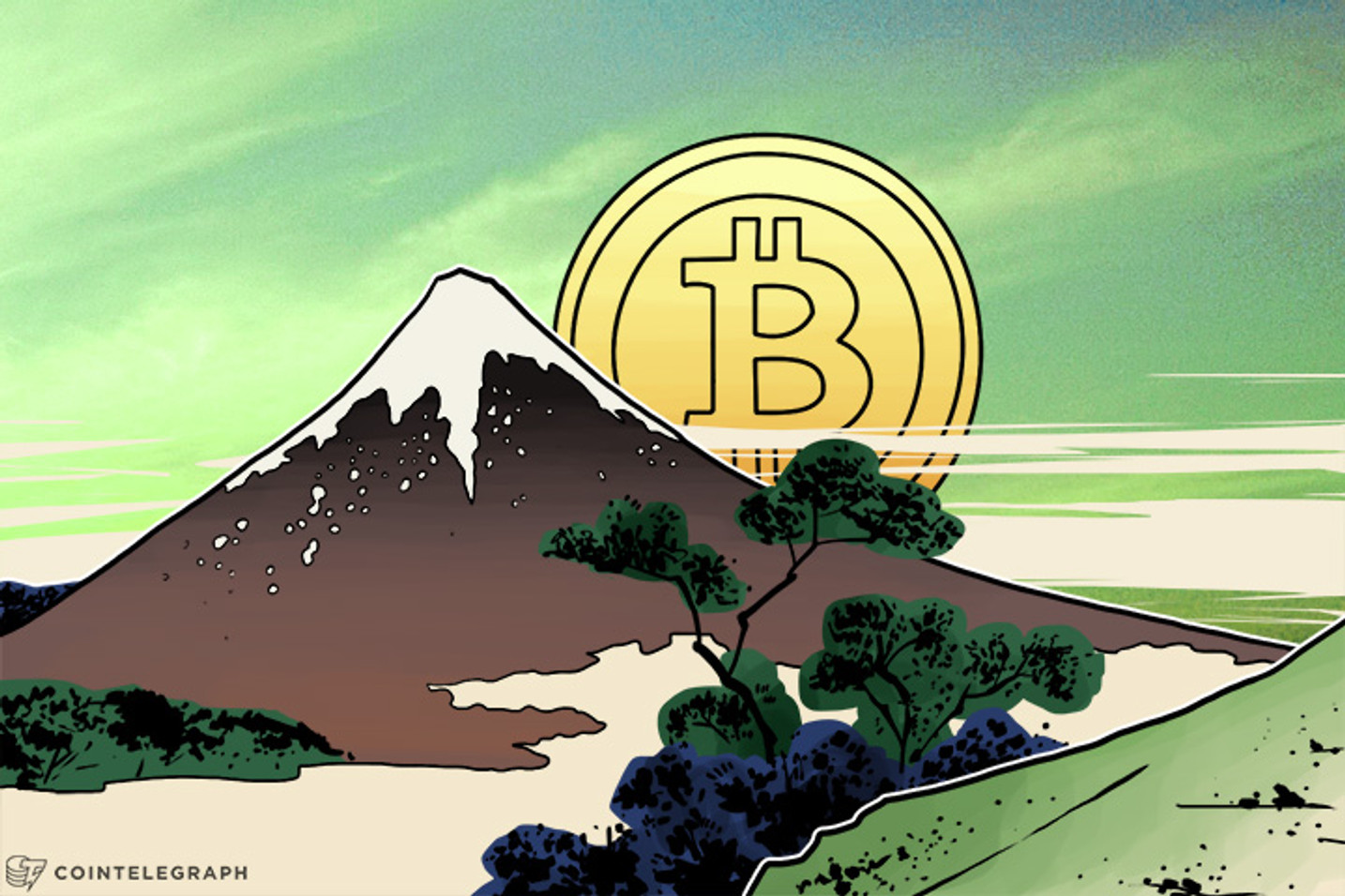 Japan Becomes Largest Bitcoin Market as Traders Leave China