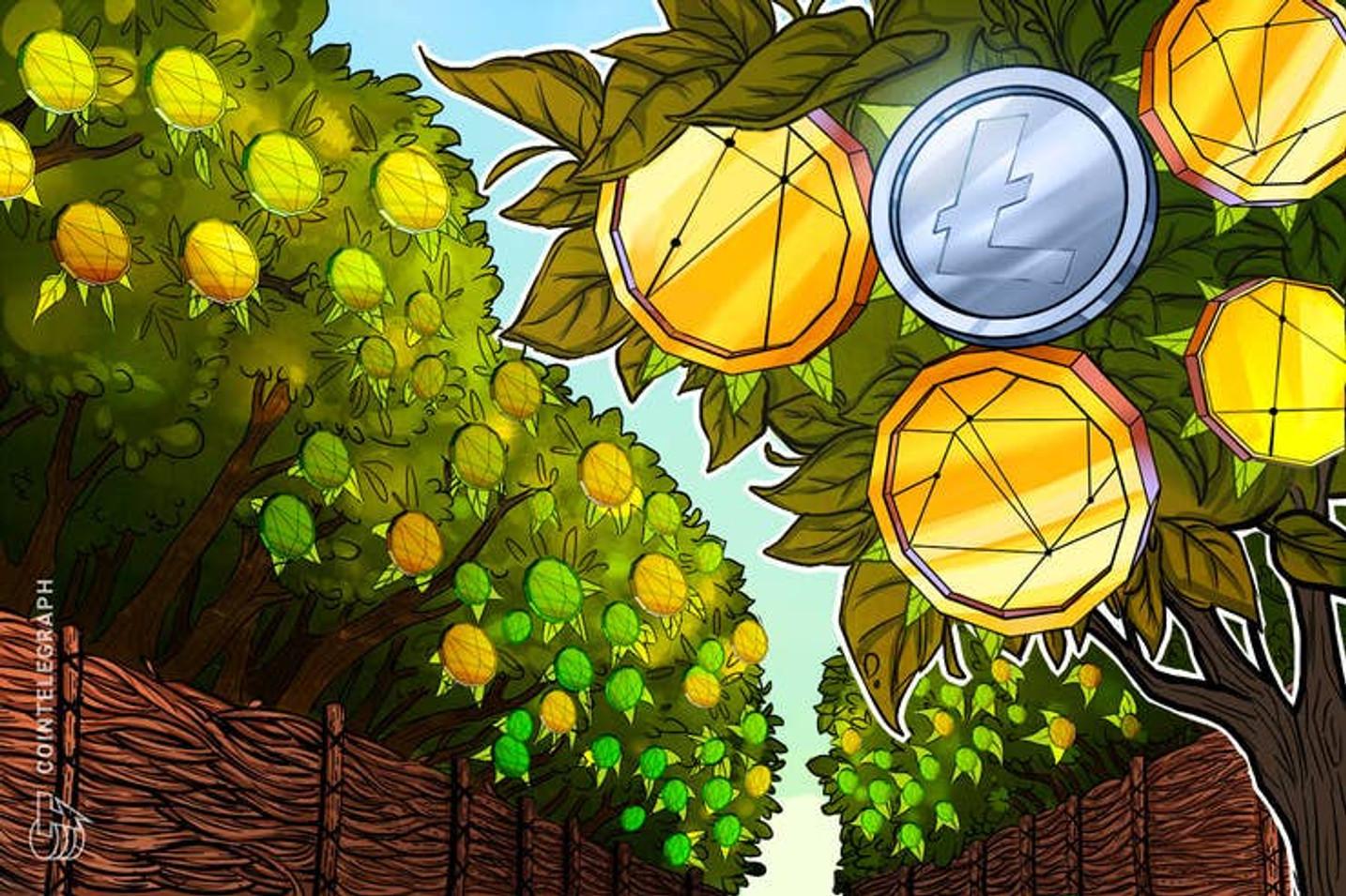 Litecoin completa 10 anos sem motivos para comemorações, mas pode haver uma luz no fim do túnel