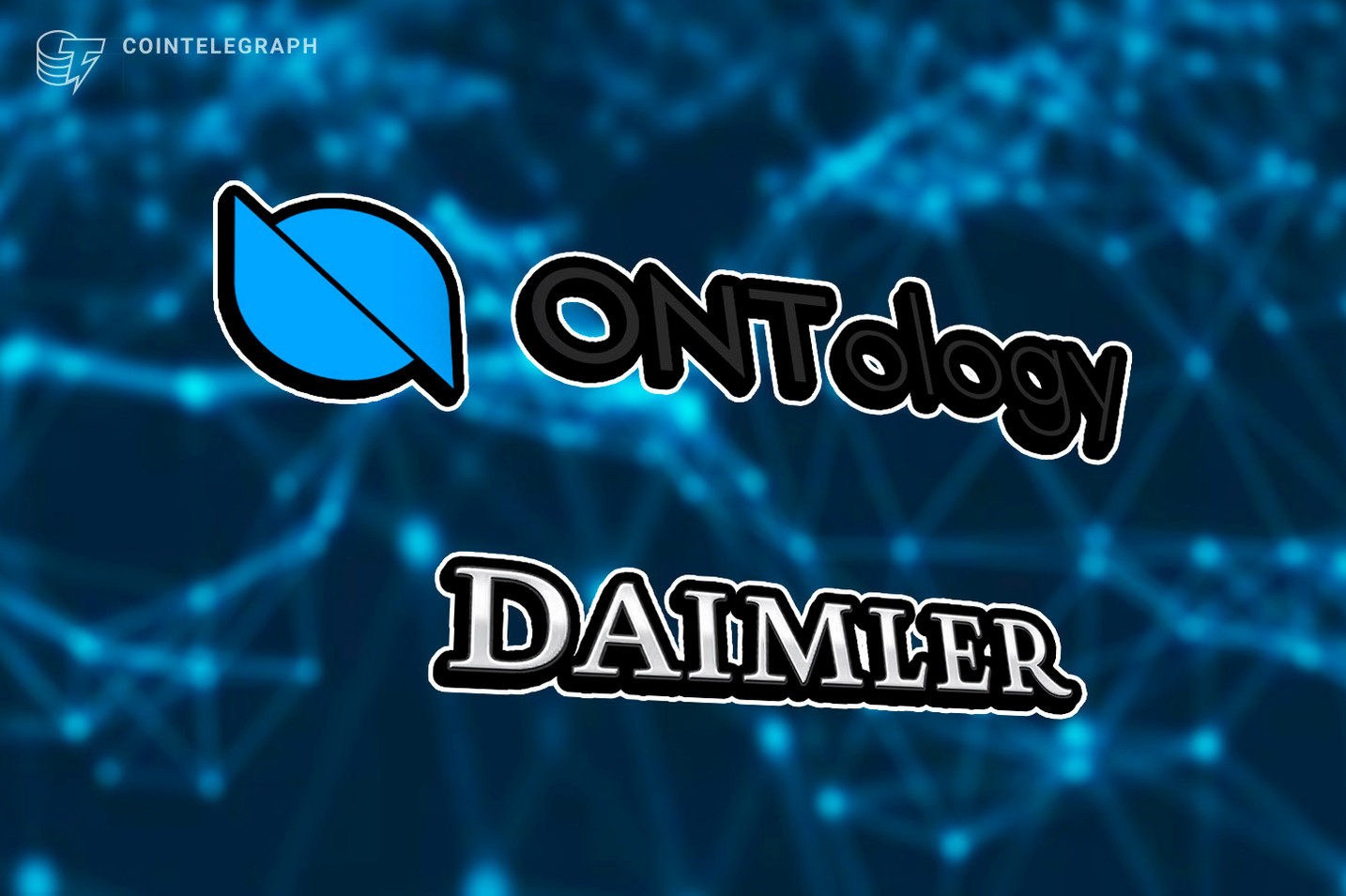 Daimler partners with Ontology to transform the driving experience