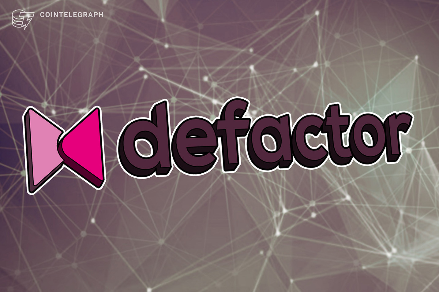 Defactor raises $1M within two weeks of entering the market