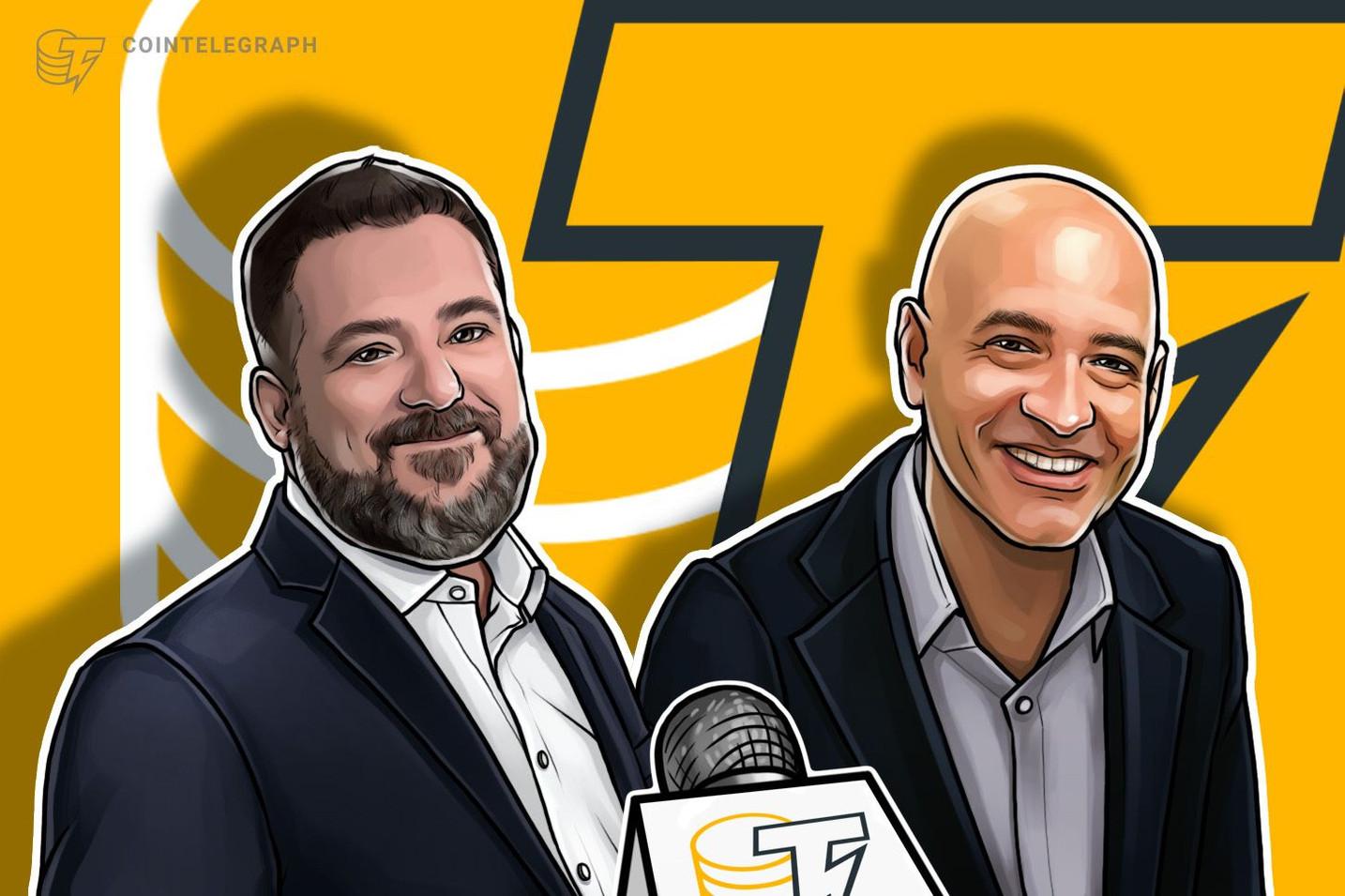 """CEO y CTO de Smart Structuring: """"La tecnología blockchain suma transparencia"""""""