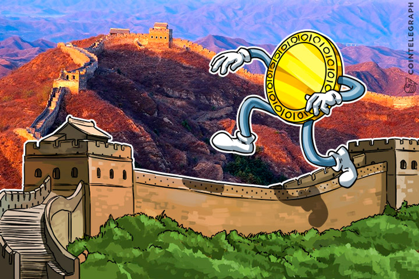 """China Bitcoin Exchanges: What """"Withdrawal Suspension"""" Really Means for Users"""