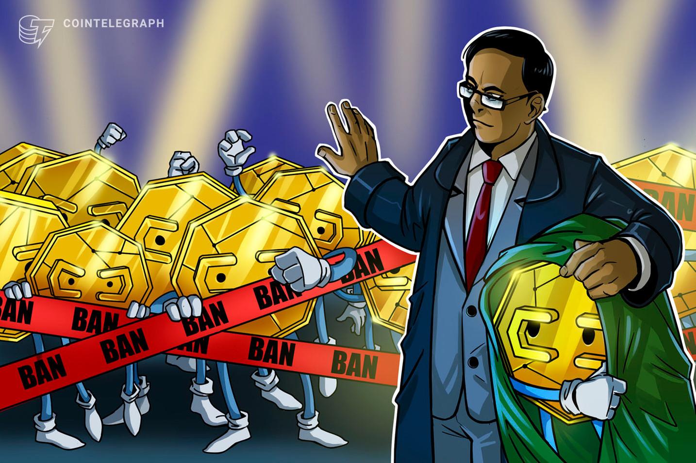 Quatro notícias que antevêem banimentos e criminalizações relacionadas ao Bitcoin na China