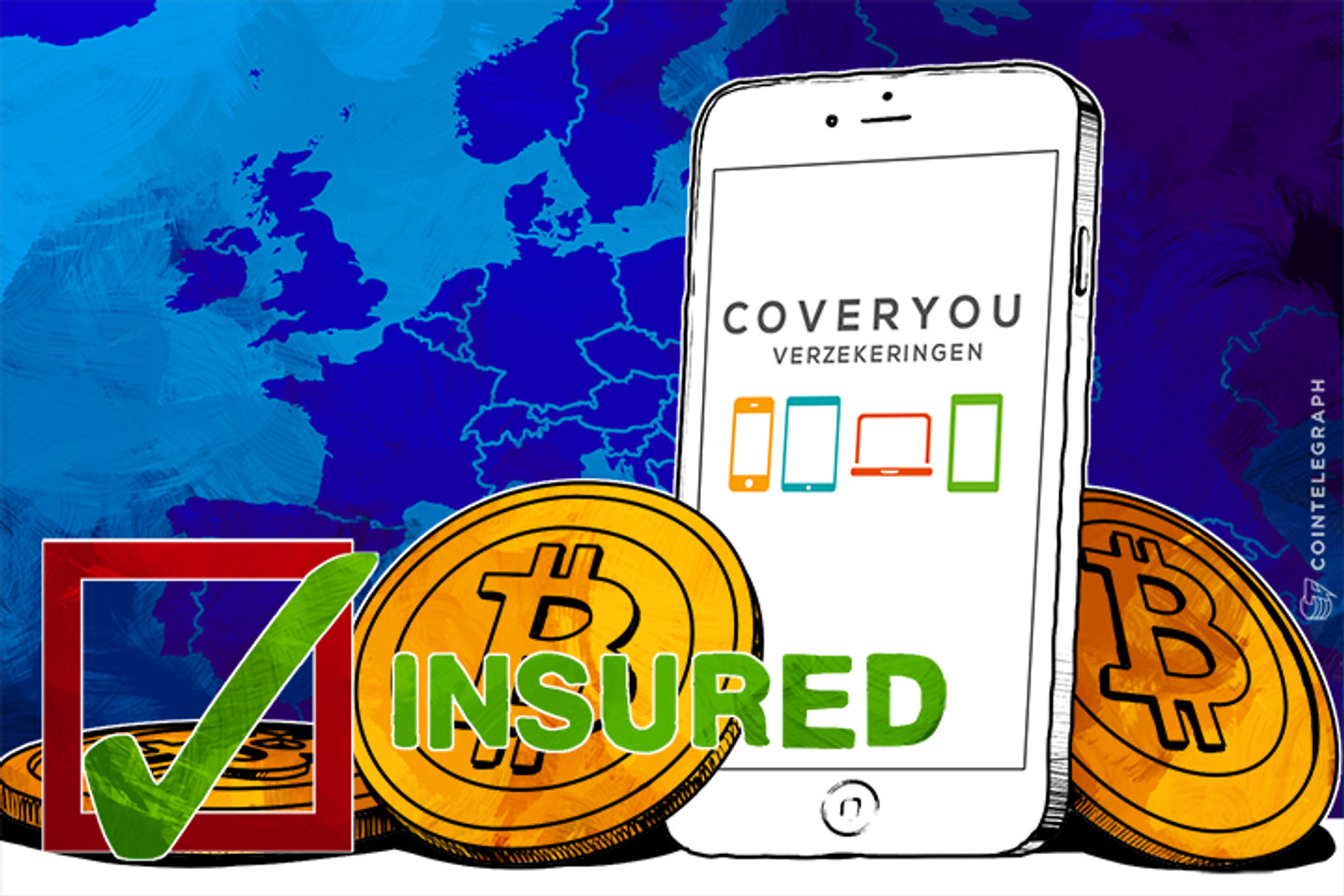 CoverYou: The First European Insurer to Accept Bitcoin for Premium Payment