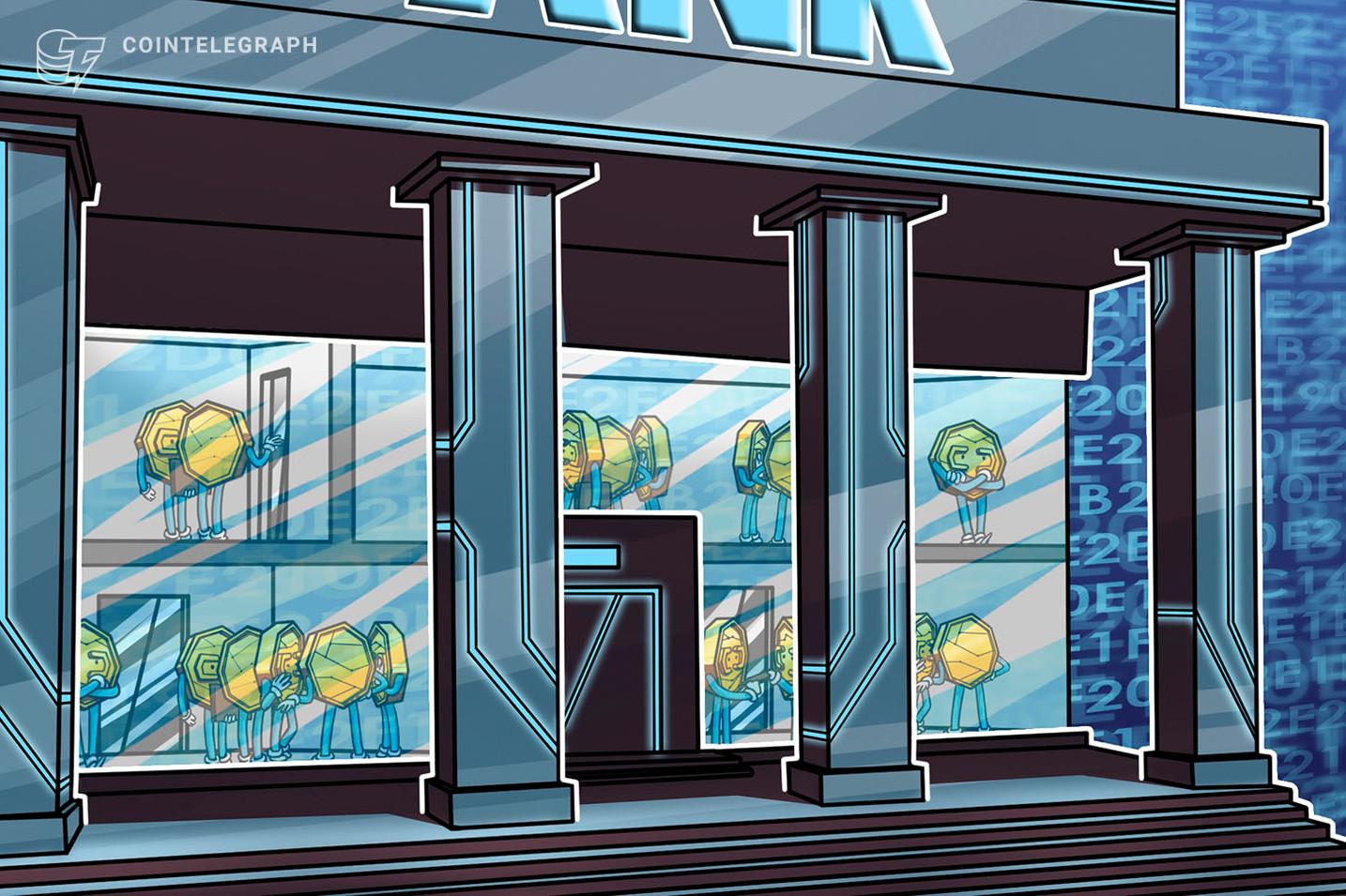 Chainlink Bankalarla DeFi Sektörünü Entegre Ediyor