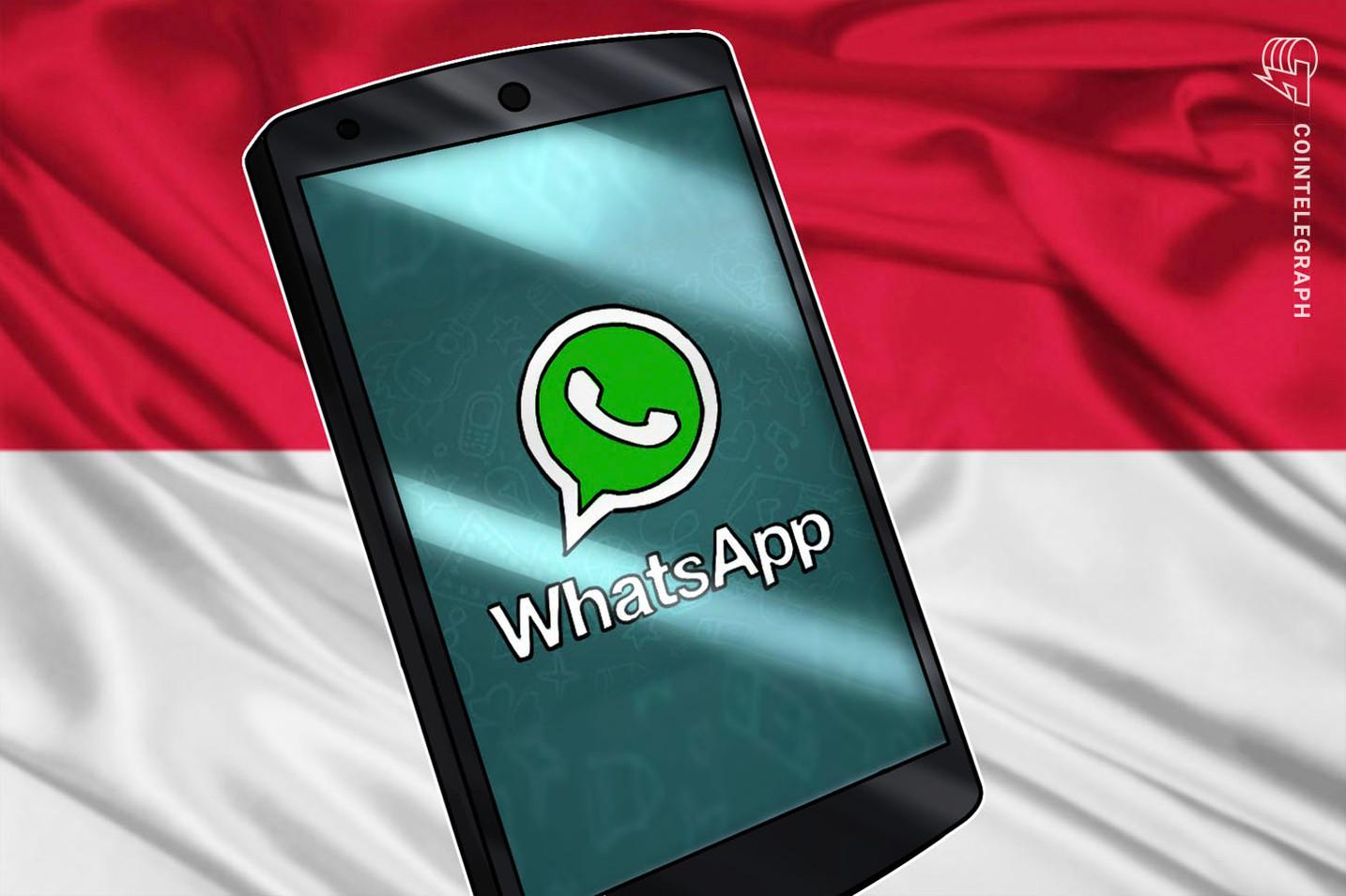 WhatsApp, de Facebook, espera lanzar pagos digitales en Indonesia