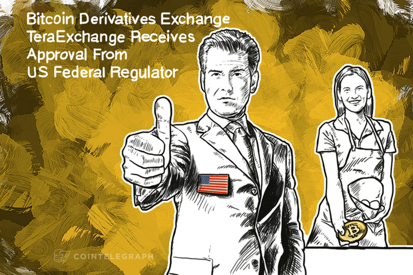 Bitcoin Derivatives Exchange TeraExchange Receives Approval From US Federal Regulator