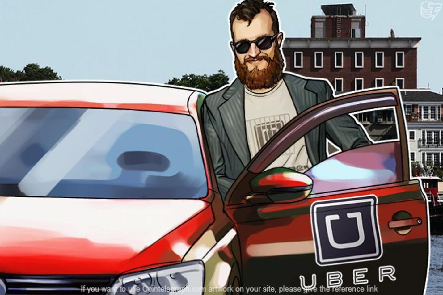 Swarm Aktivizam uz Bitkoin: Oslobodi Uber