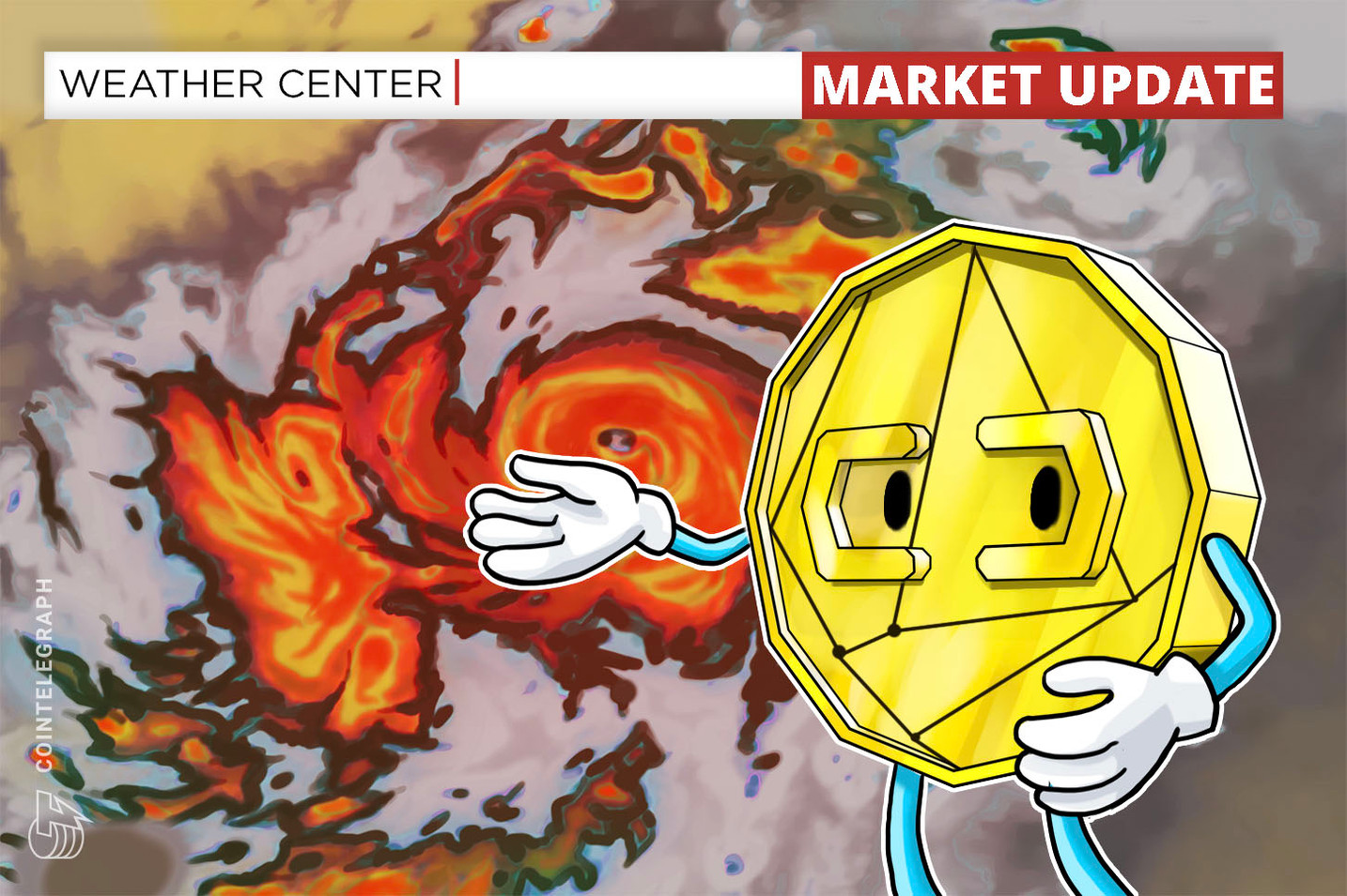 Crypto Markets Continue Trading in Red, Oil Reports Losses