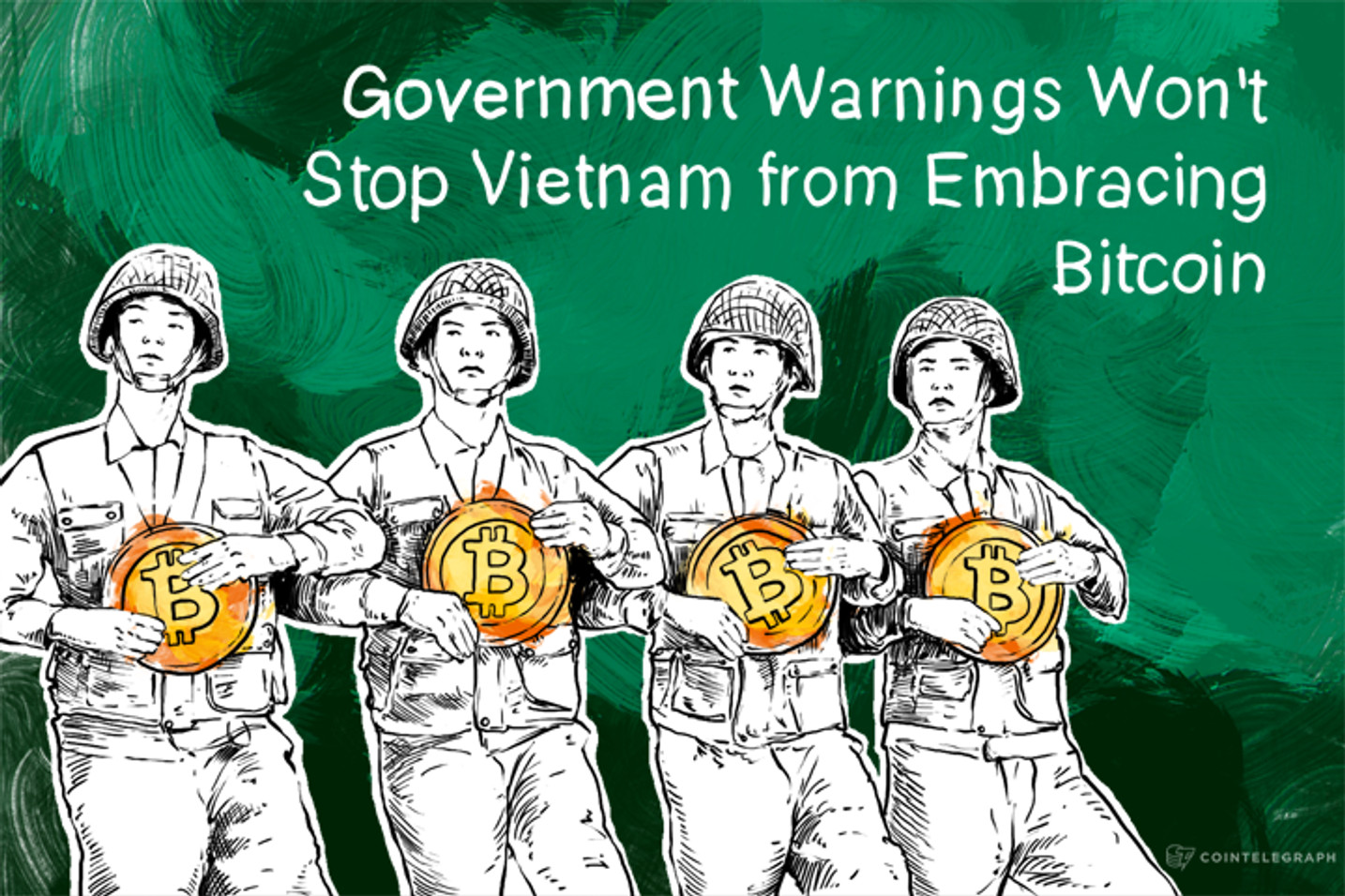 Government's warnings won't stop Vietnam from embracing Bitcoin
