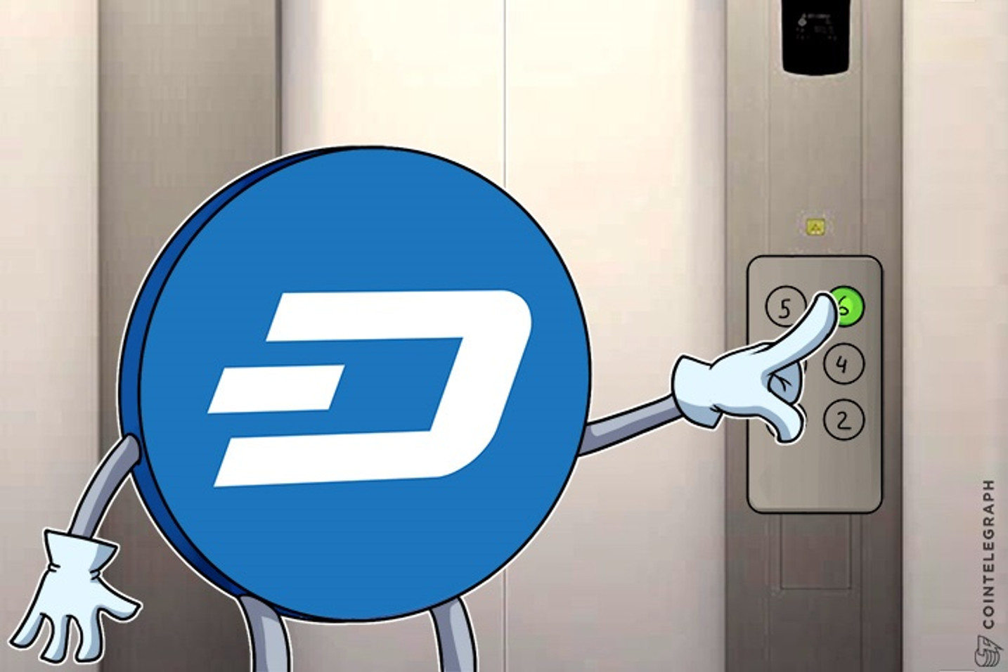 Why Dash Dislodged Ethereum Classic From Number 6 Place On CoinMarketCap