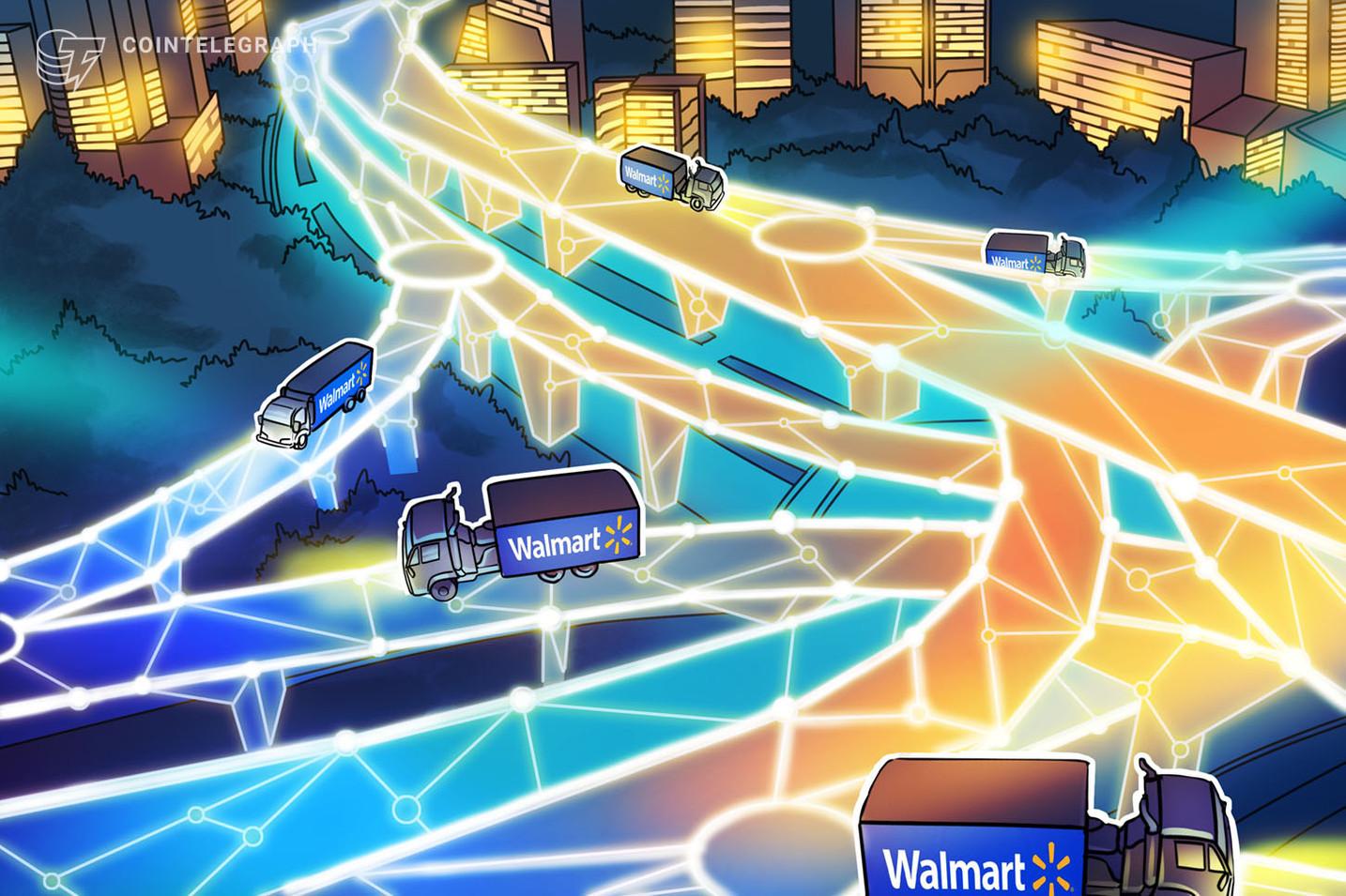 Subsidiaria de Walmart China se une a VeChain para rastrear productos alimenticios