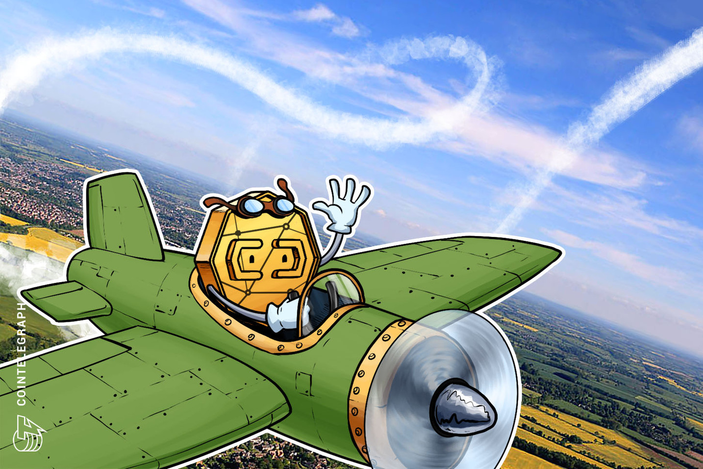 Bitcoin Extends Price Anniversary Rally to Hit $3,800 as Altcoins Surge Higher
