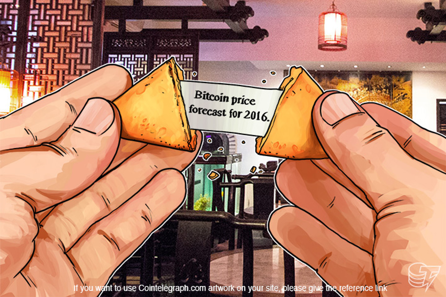Bitcoin Price Fluctuation In 2015 And A Forecast For 2016