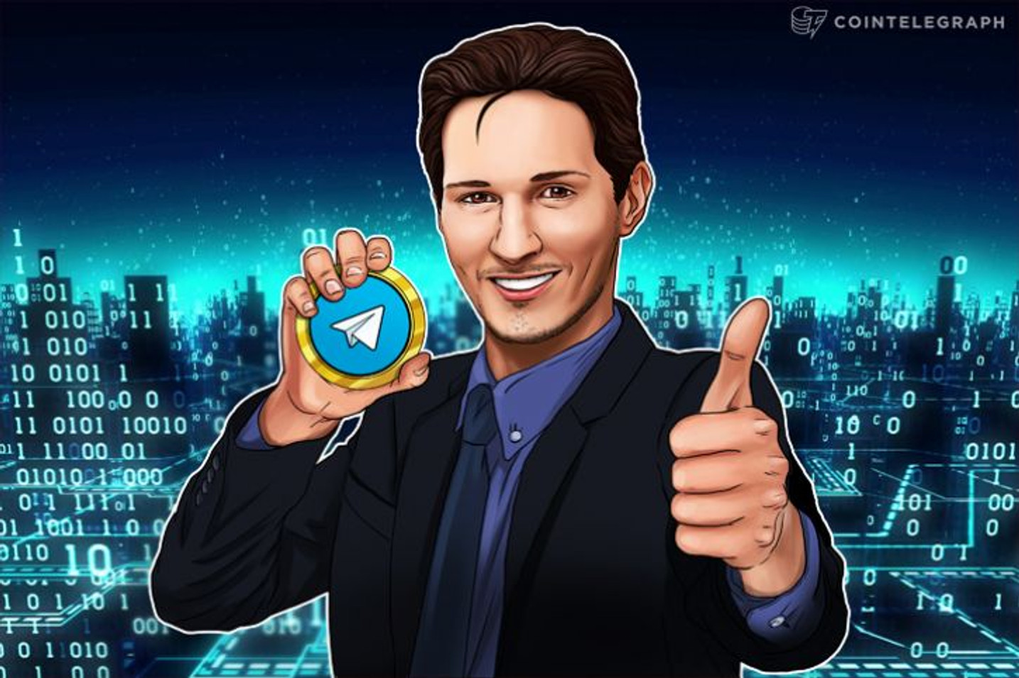 Durov Brothers File Telegram And TON With SEC, Report $850 Million Already Raised