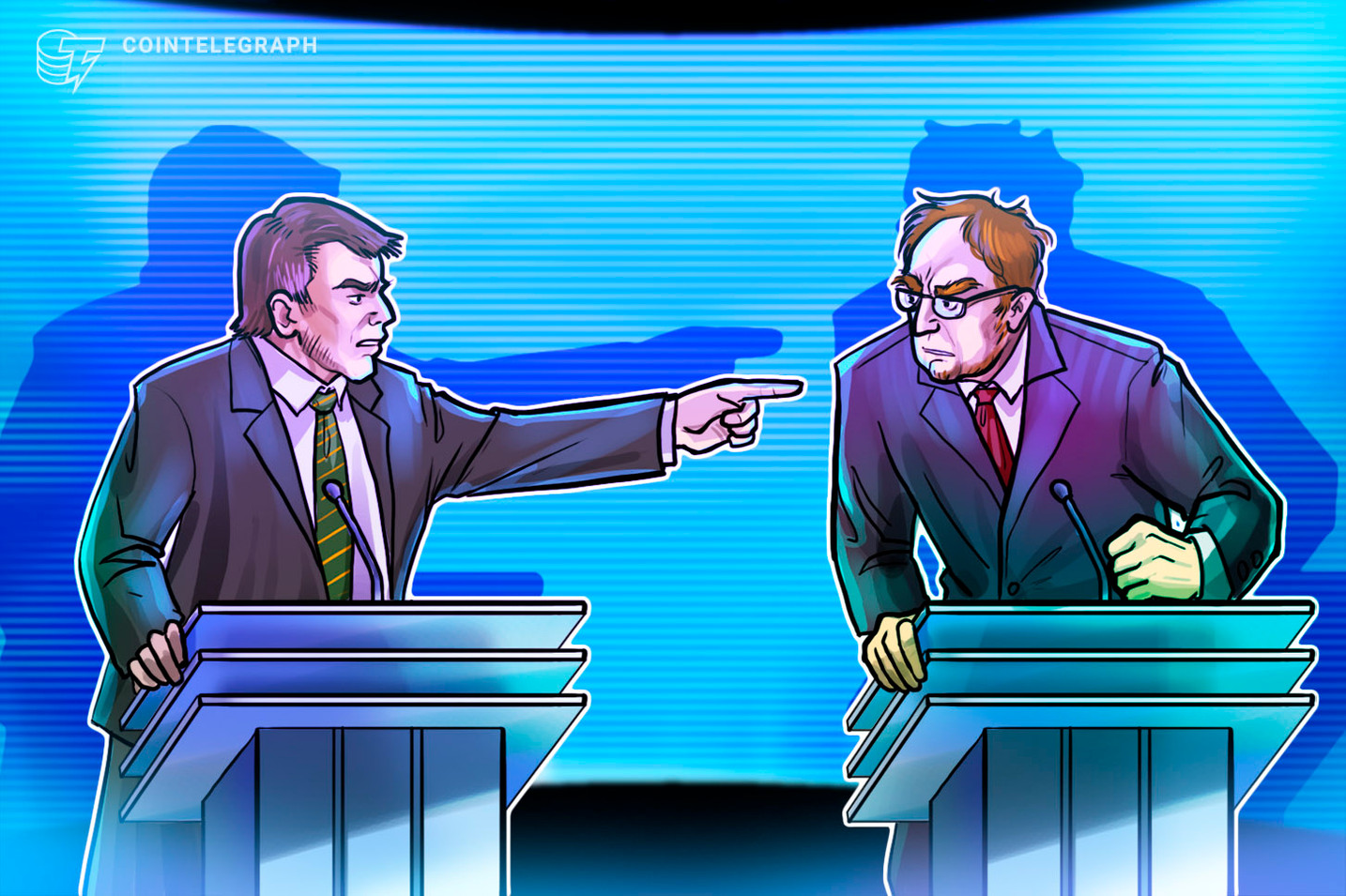 Firm Accused of Touting 'Snake Oil Crypto' Sues Conference Organizers