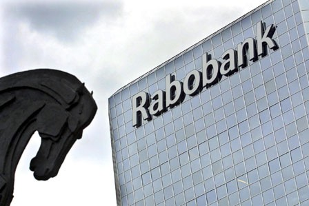 Leaked documents explaining Rabobank blocking Bitcoin related trades.