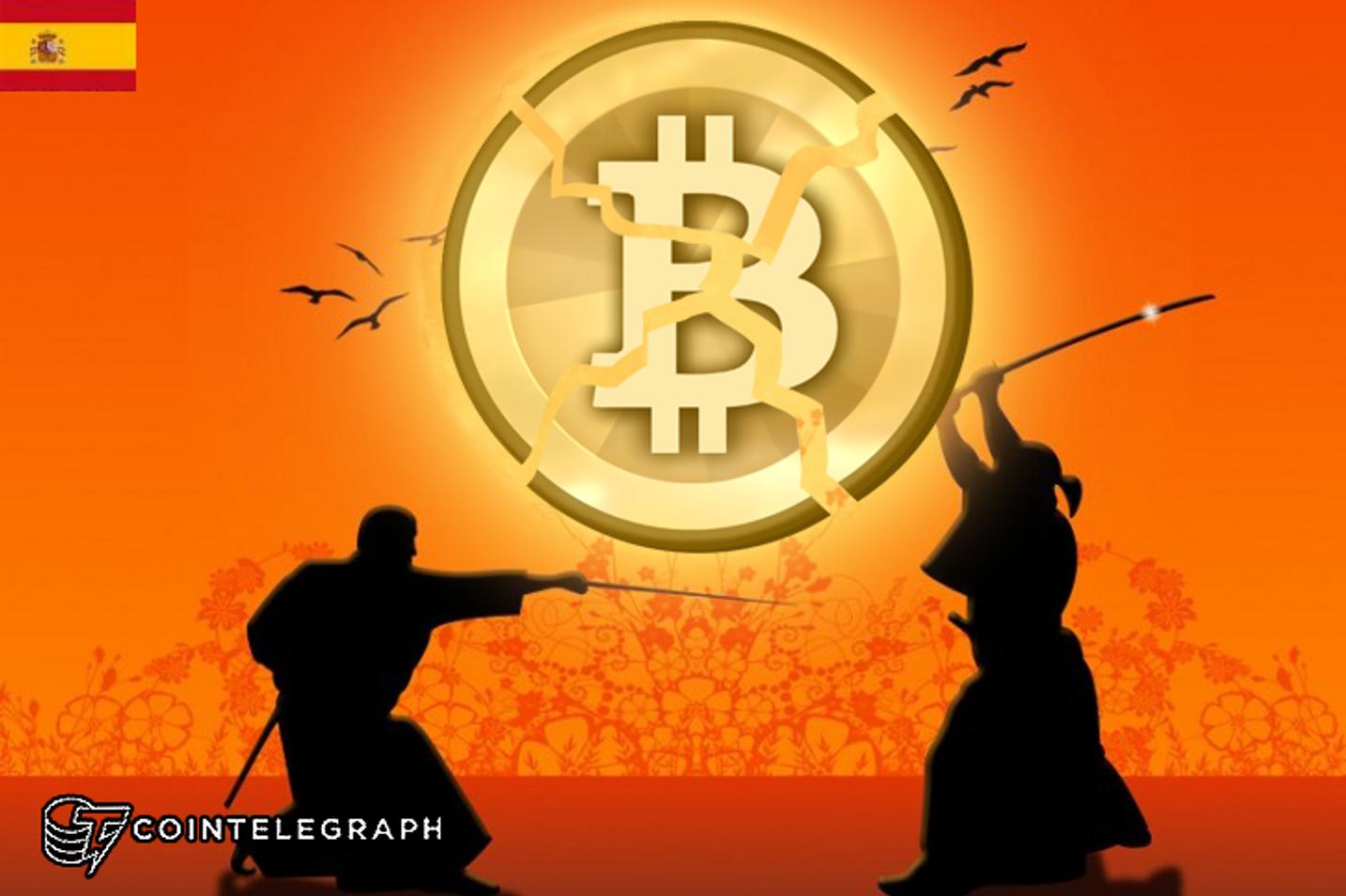El Bitcoin se rompe y Japón toma medidas