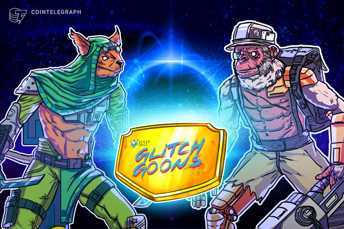 New Cryptopunk Game: Players Fight in Futuristic Post-Apocalyptic World to Get Real Prizes