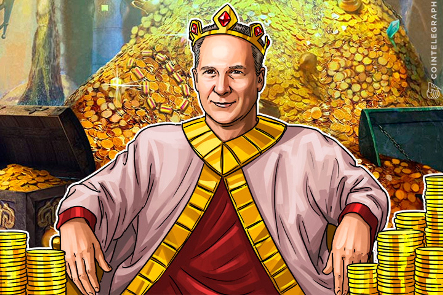 Unlike Gold, Bitcoin is Once in a Generation Investment Opportunity: CNBC