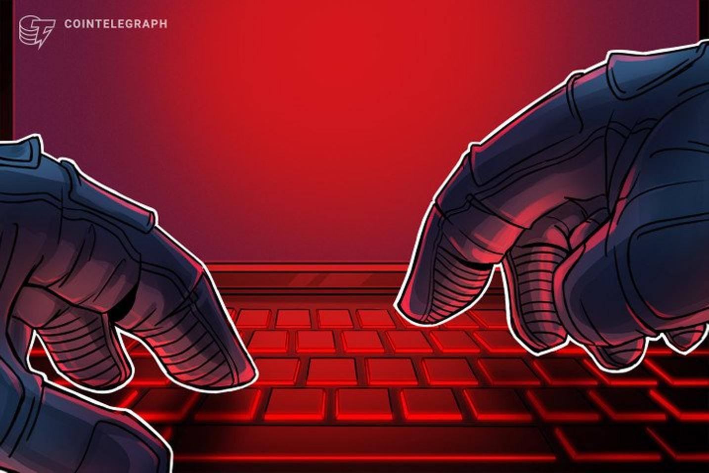 Fundos hackeados na Bitfinex em hack de 2016 são movidos novamente