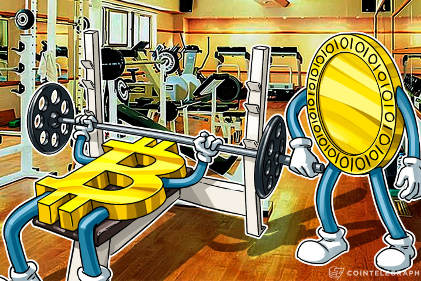 Why Dash, Ethereum, Monero Will Continue To Strengthen Bitcoin Price