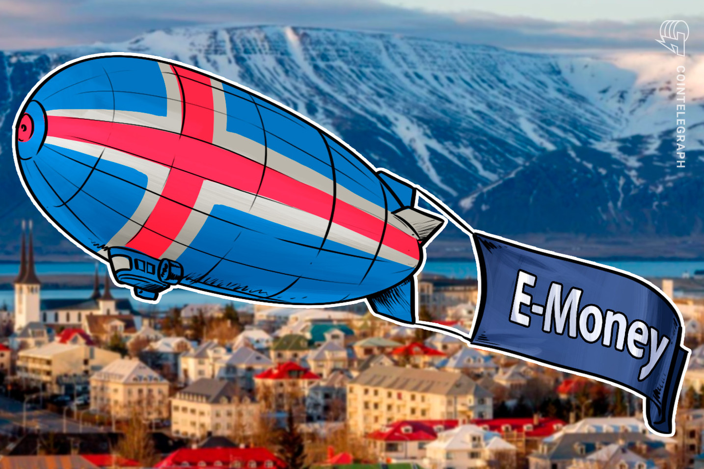 Iceland's Financial Regulator Approves Blockchain-Powered E-Money Firm