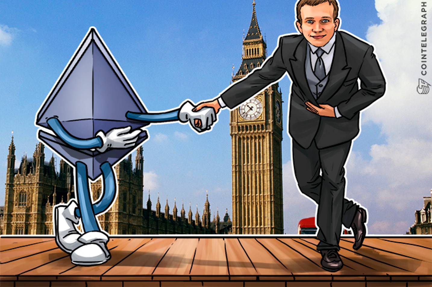 London Scene Round Up: Encontro Ethereum, ICO de Moeda Criminal & Satoshi em Wimbledon