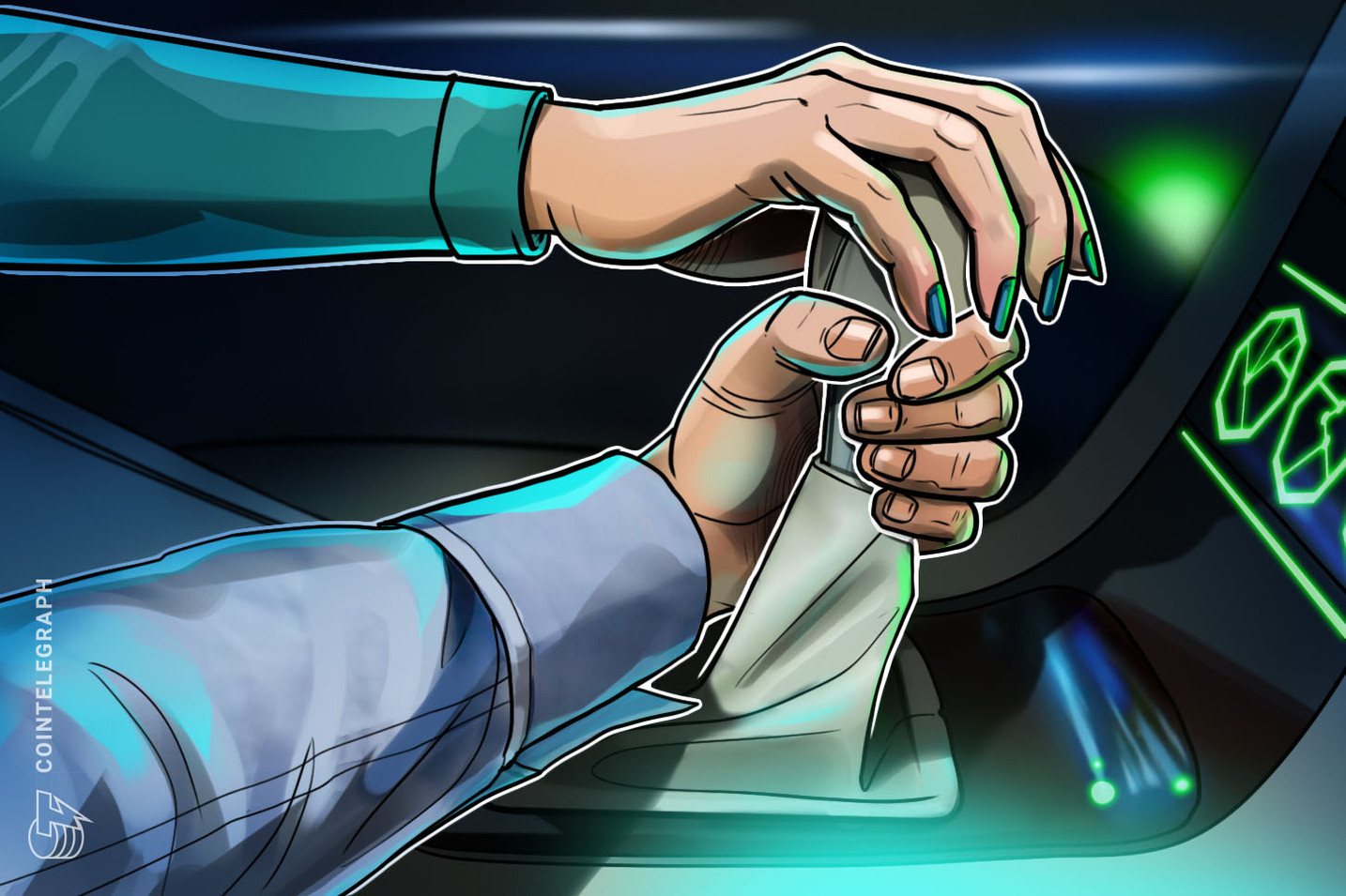 Mercedes Parent Firm is Building a Crypto Hardware Wallet for Cars