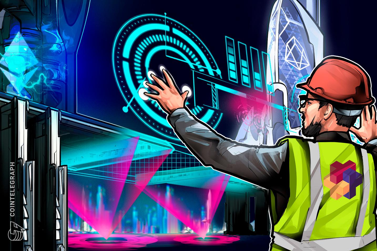モバイルゲーム内でデジタル資産を取引できるブロックチェーンプラットフォーム