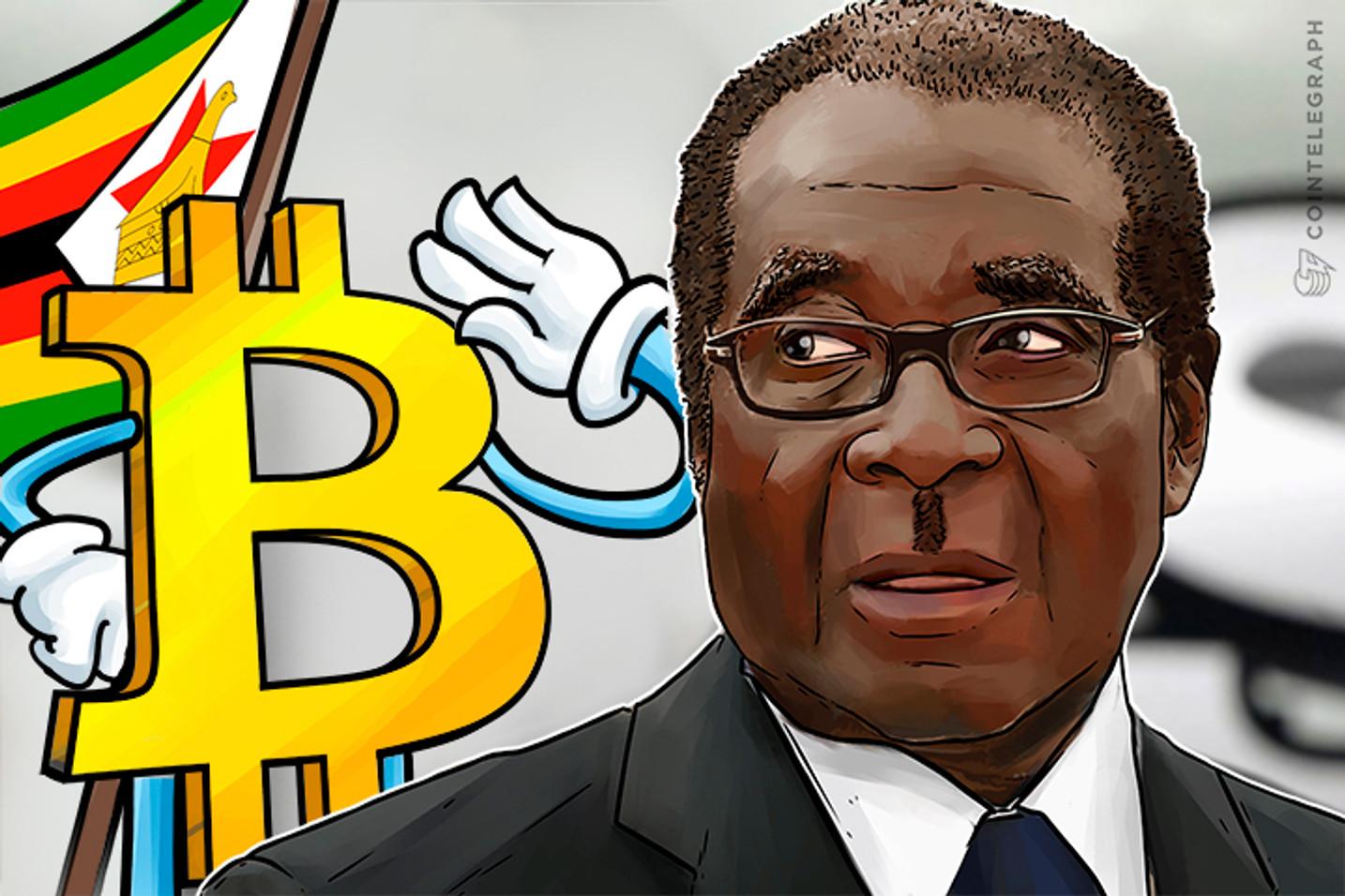 La demanda de Bitcoin aumenta en Zimbabwe tras un golpe exitoso