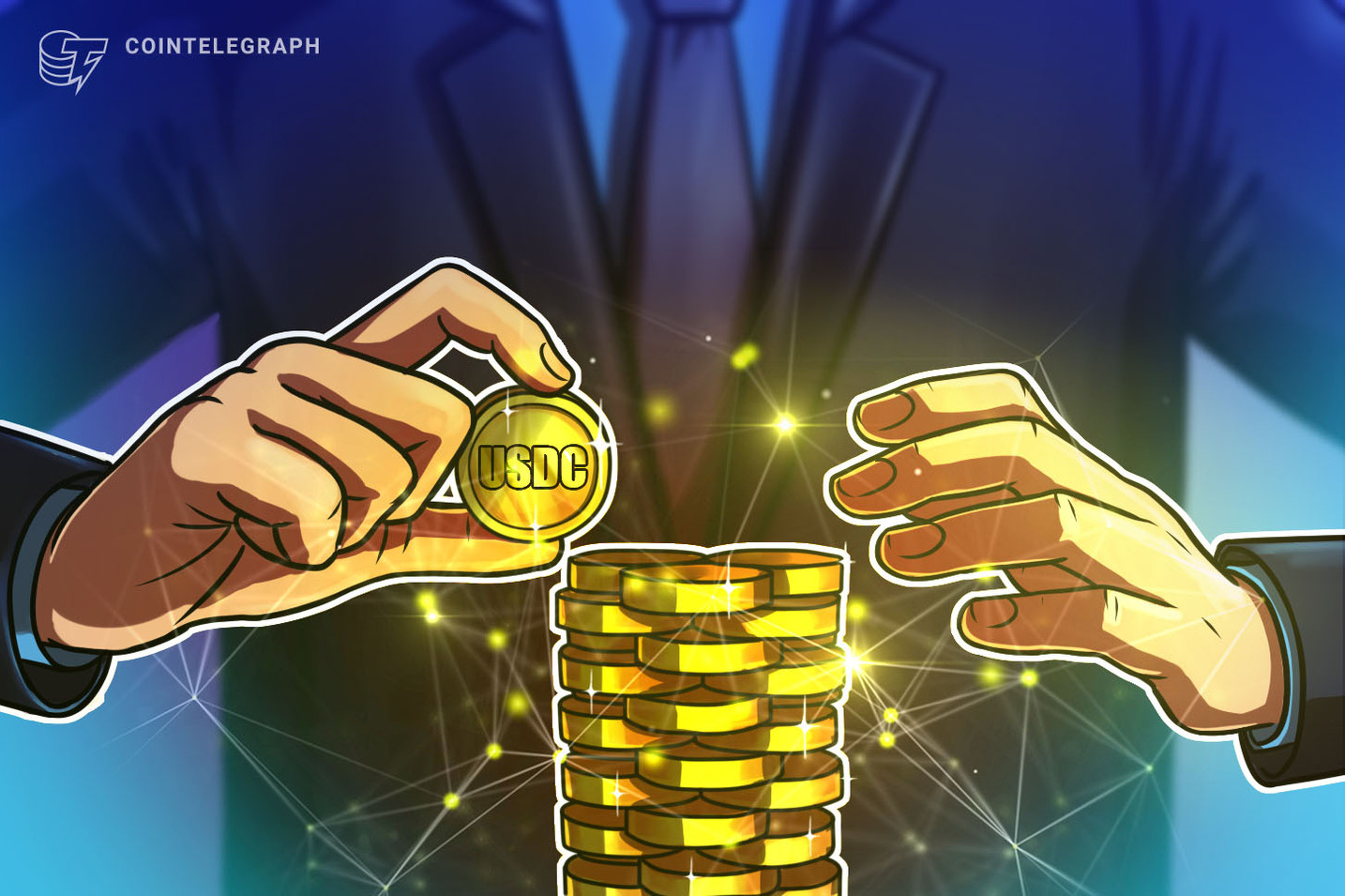 DeFi users turn to USDC stablecoin to earn high-yield interest — Data shows