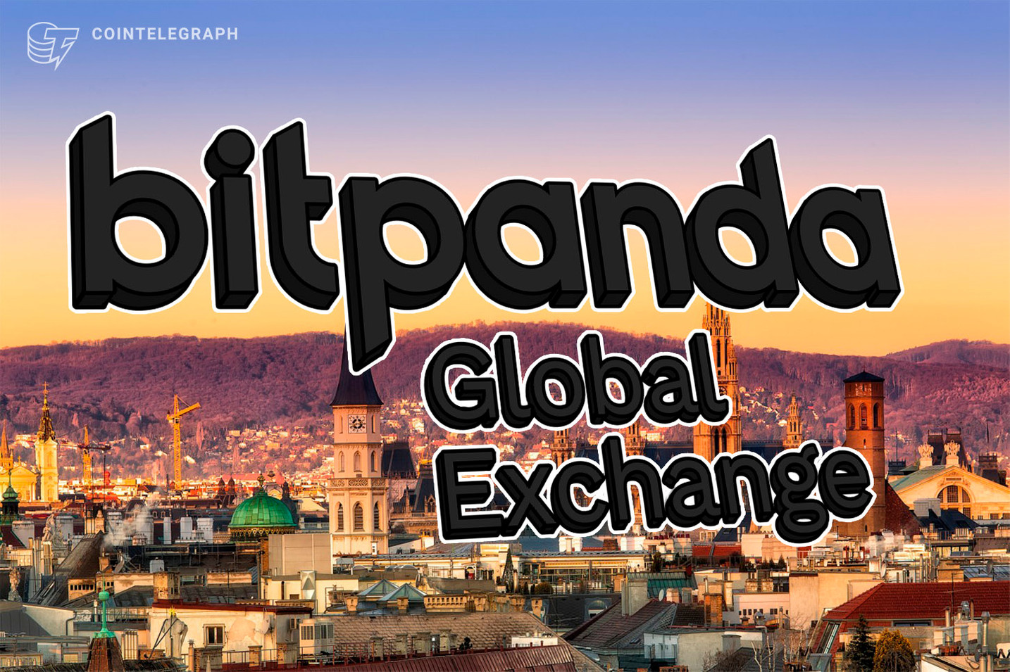 Bitpanda Launches Their Global Exchange After Having Raised €43.6 Million