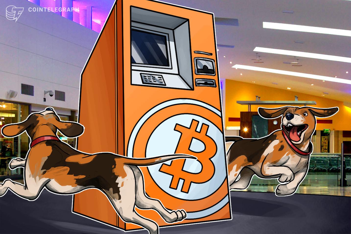 Deutschland hat jetzt einen zweiten Bitcoin-Geldautomaten