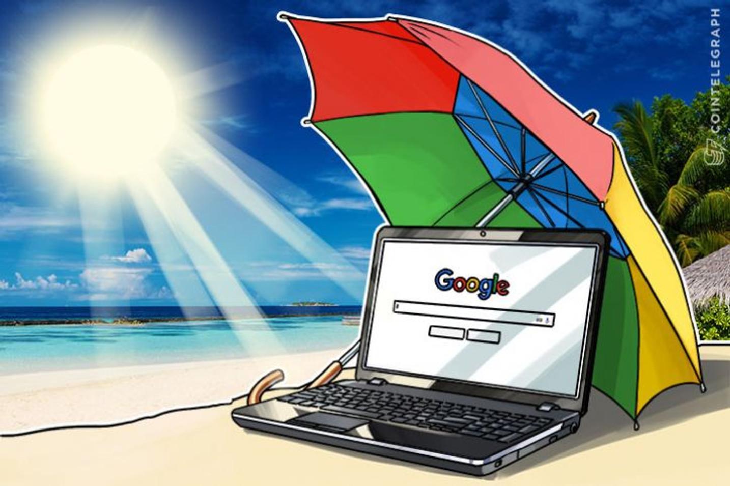 Google rivela due progetti Blockchain per la trasparenza dei dati