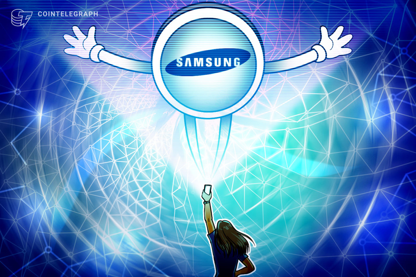 Samsung Joins Corporate Giants Reportedly Eyeing Bespoke Crypto