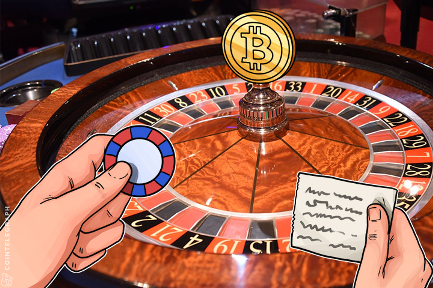The Gambler's Guide to Bitcoin Casinos
