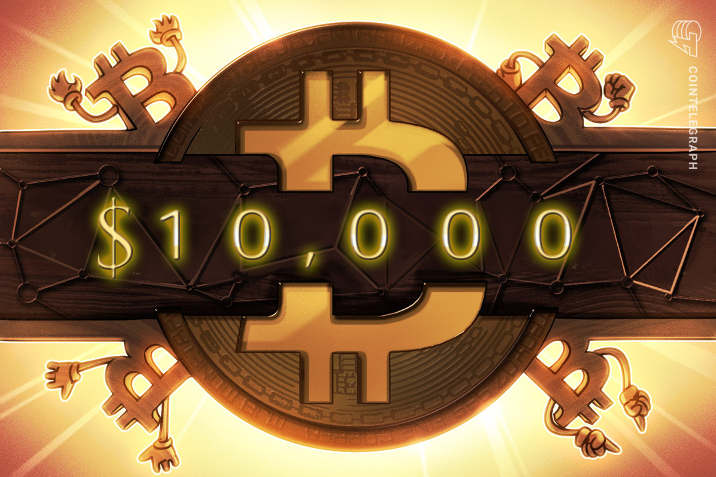 Bitcoin Struggling to Break $10,000, But Is Bearish Bias Warranted?