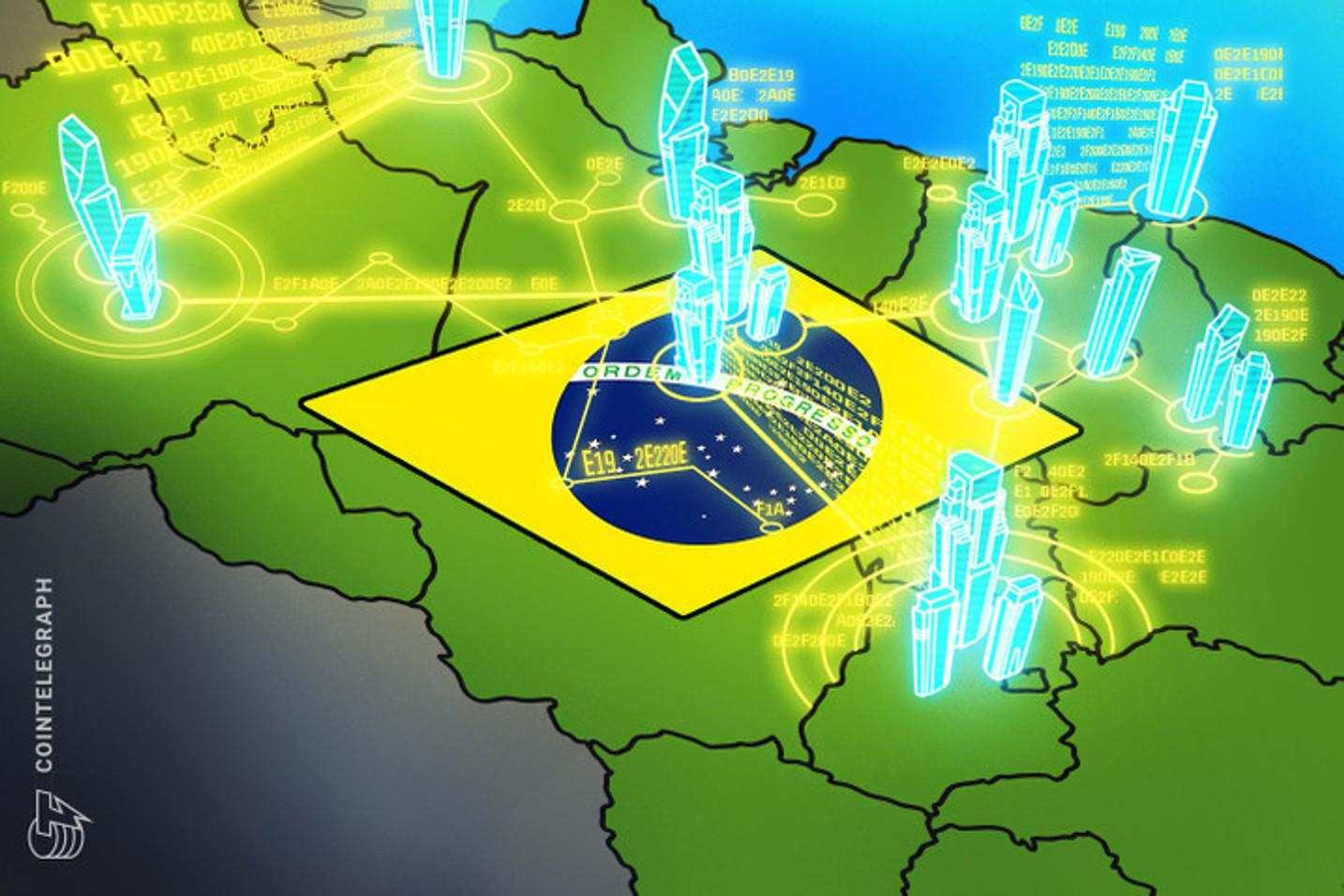 Gobierno brasilero aportará 4 millones de dólares en un fondo centrado en startups y una empresa de criptomonedas está entre los beneficiarios