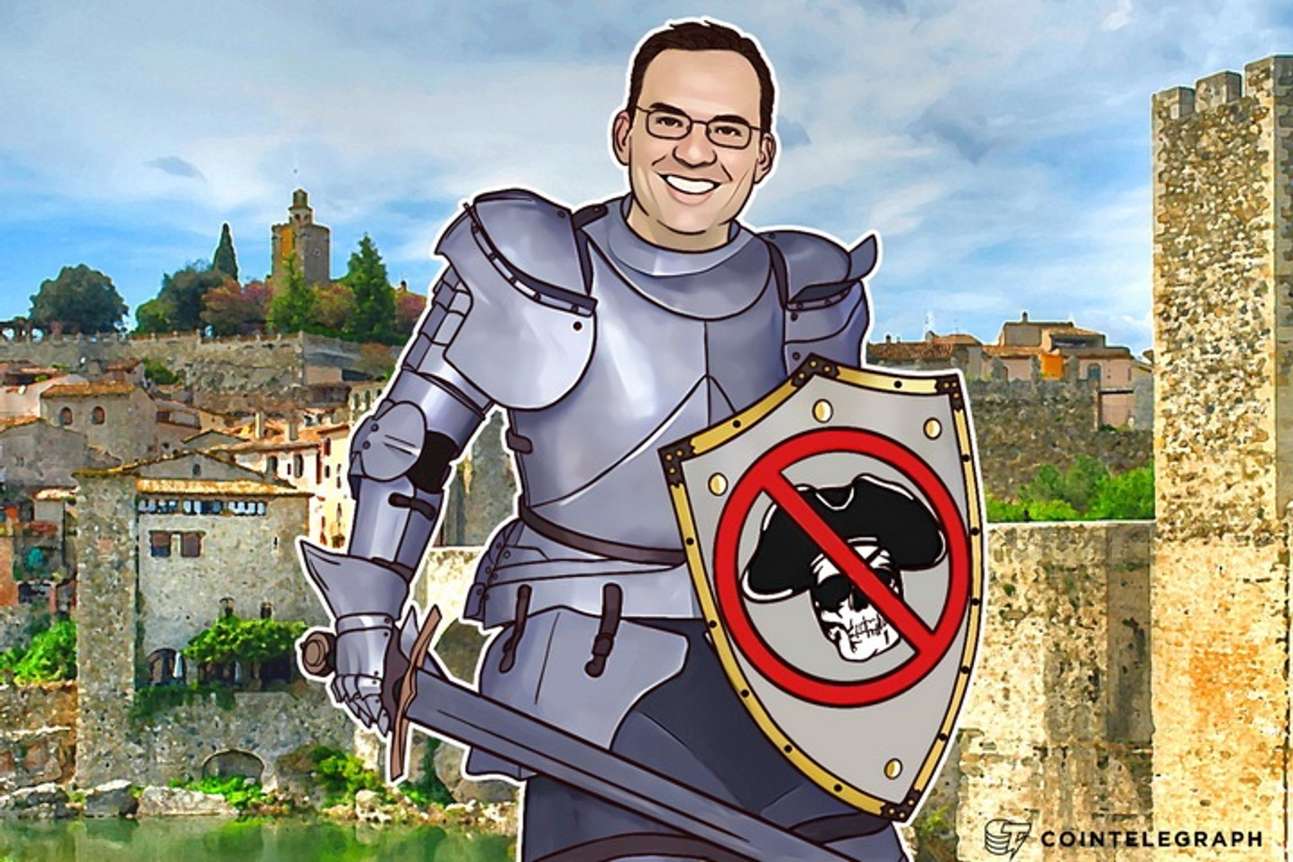Blockchain Anti-Piracy Startup to Track Stolen Content Globally