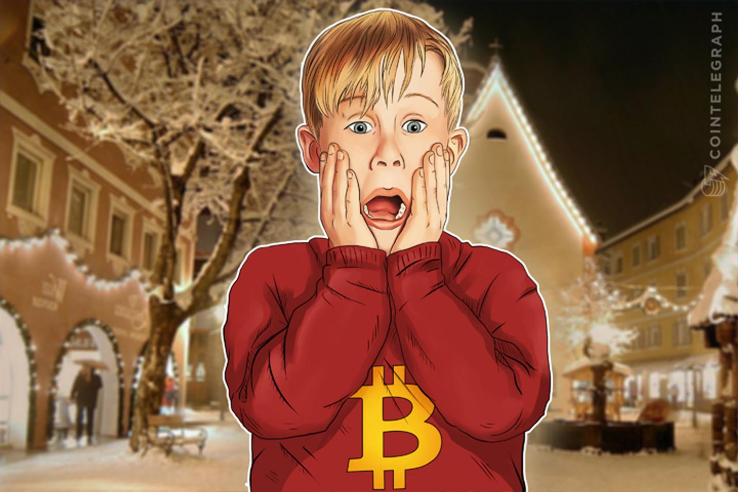 20% do preço do Bitcoin cai em menos de 90 minutos: Só um mais um dia para o Bitcoin